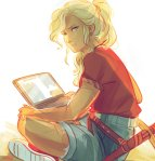 wise_girl_by_viria13-d8f1di8